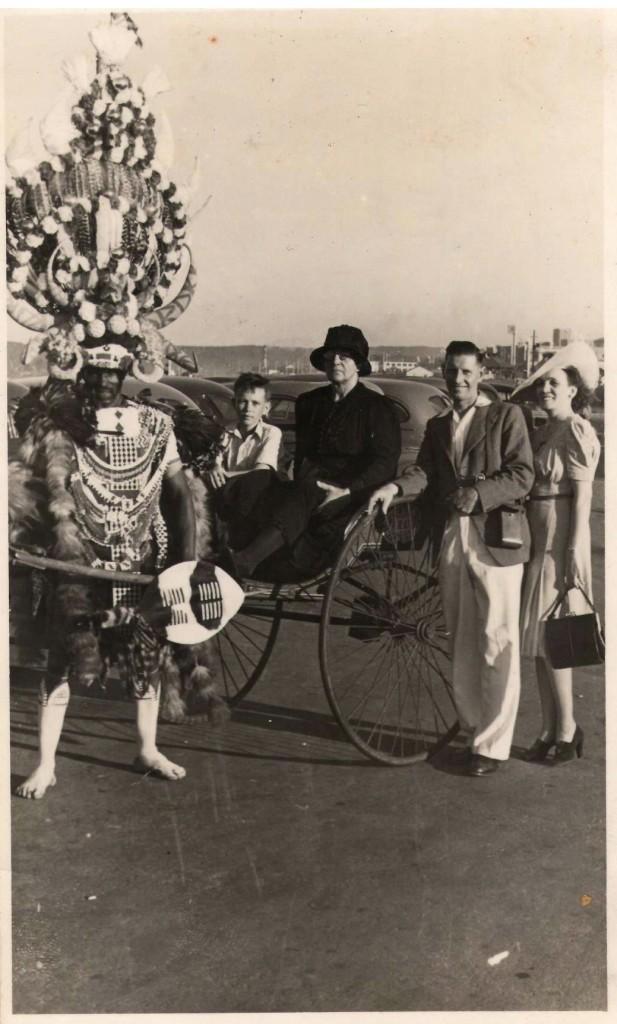 Ricksha 1936