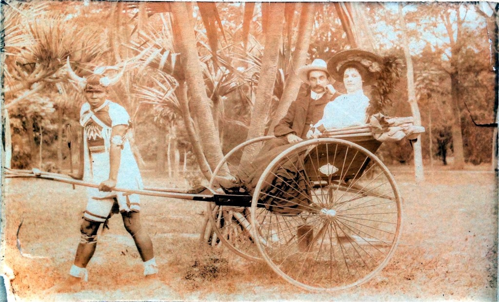 Ricksha 1900
